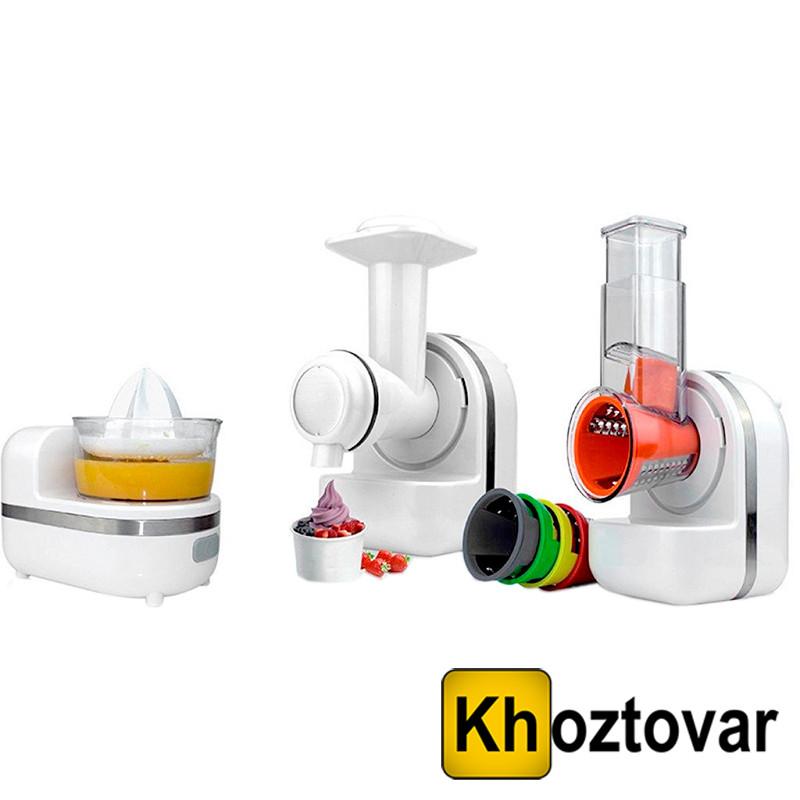 Мини кухонный комбайн 3 в 1 DSP KJ-3001