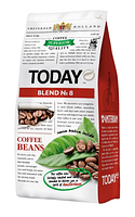 Кофе зерновой Today Blend №8 Beans 200 г
