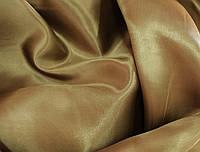 Ткань Атлас цвет :темное золото