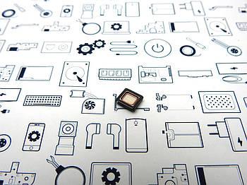Динамик слуховой Meizu Mx4 (Receiver) сервисный оригинал с разборки
