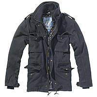 Куртка Brandit M65 Voyager Wool Jacket Black S Черный 3147.2, КОД: 690673