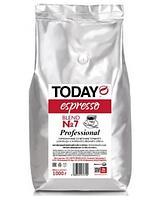Кофе зерновой Today Espresso Blend №7 Beans 1000 г