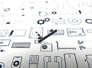 Кнопка громкости Meizu Mx4 серая Сервисный оригинал с разборки