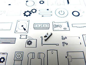 Кнопка включения Meizu Mx4 серая Сервисный оригинал с разборки