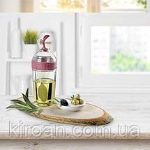 Бутылка для масла с дозатором, Турция Titiz, 96x96x292 mm (750 мл), фото 2