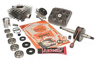Ремонтний комплект двигуна для мопедів Romet Ogar 205, Kadet, Komar, Motorynka