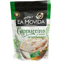 Капучіно La Movida 130г.  з горіховим смаком