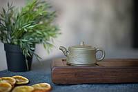 В подарочной коробке -чайник из исинской глины, ручная работа, форма Дан Син (Преданное сердце)