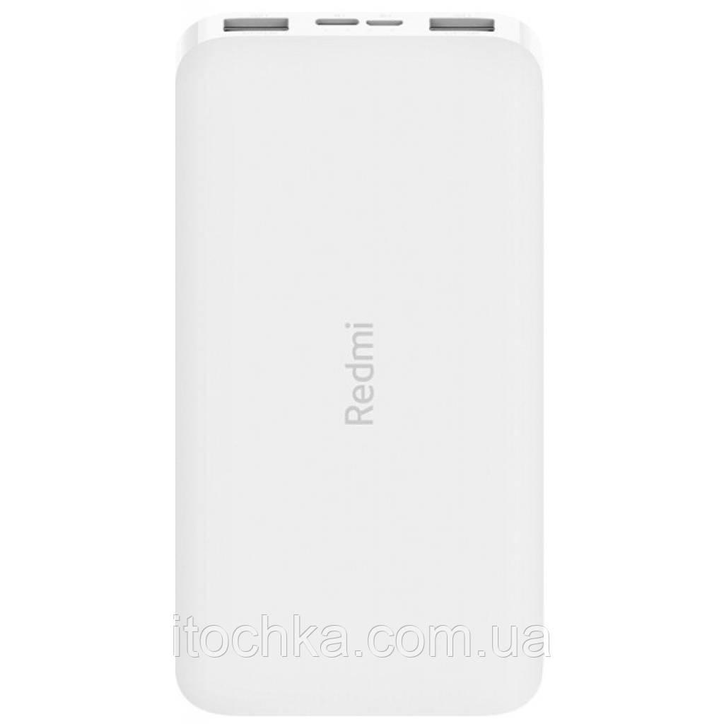 Универсальная батарея Xiaomi Redmi 10000mAh White