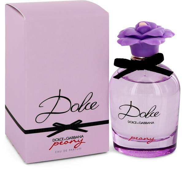 Парфюмированная вода женская DOLCE & GABBANA Dolce Peony  75 мл
