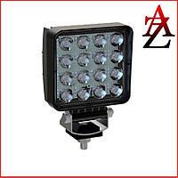 Фара рабочая универсальная  LED 48W (узкий луч)