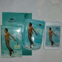 LACOSTE Essential 50 мл Духи мини-парфум в  чехле /міні-парфум в  чохлі