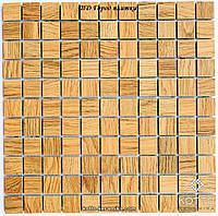 Мозаика СМ3034 Wood Honey - керамическая мозаика 300*300