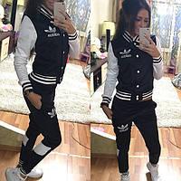 Женский очень красивый спортивный костюм Adidas, фото 1