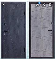 Двери входные стальные