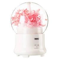 Увлажнитель воздуха (ароматическая лампа) Remax Flower Aroma Lamp RT-A700 Hydrangea