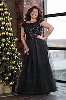 """Вечернее платье больших размеров """"ЭЛИН"""" Dress Code"""