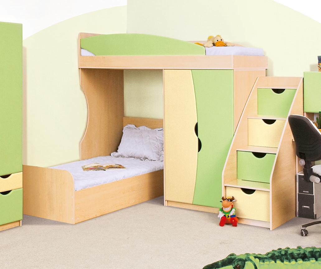 Кровать-горка Саванна