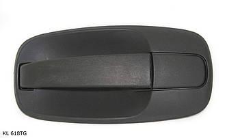 Зовнішня ручка задніх дверей распашенки на Renault Trafic 2001-> — Expert Line (Польща) - KL 618TG