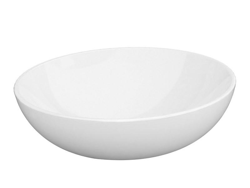 Round Умывальник белый 45*45 (0101-9456) IDEVIT