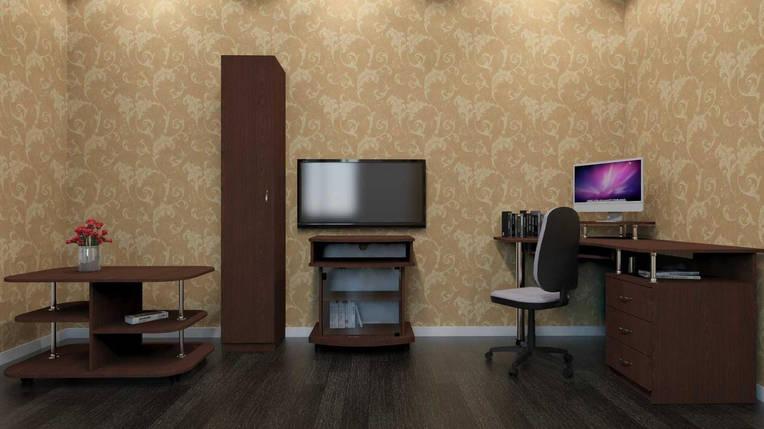 Стол компьютерный СУ-2 Компанит, фото 2