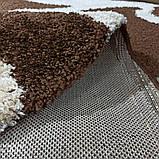 Ковёр Fantasy коричневый 2.00×3.00м, фото 3