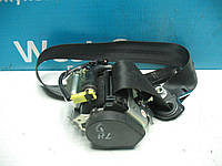 Ремень безопасности передний левый с пиропатроном Nissan Qashqai 2006-2013 Б/У