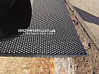 EVA материал для автоковриков (ЭВА листы) 200х120см, черный ромб, фото 3