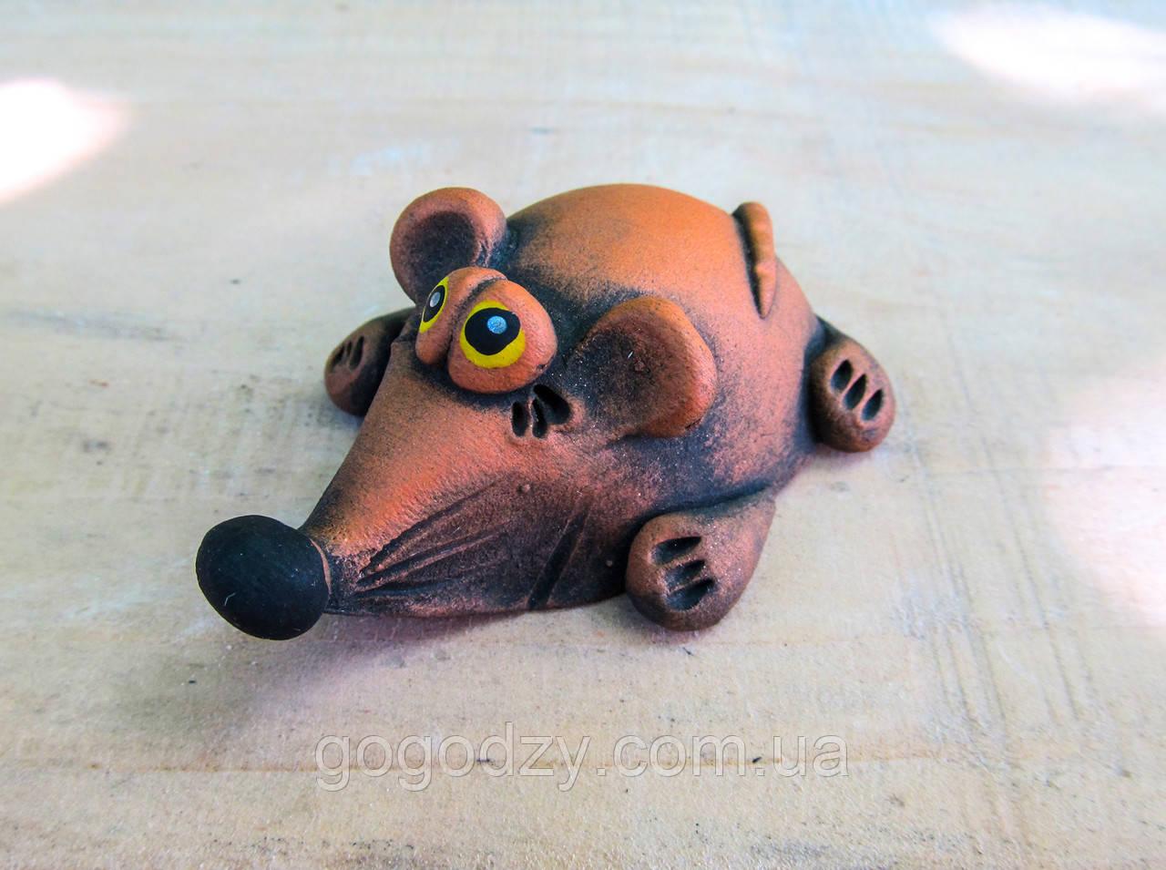 Керамічна фігурка Миша