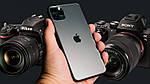 П'ять професійних фотоапаратів по вартості iPhone 11 Pro Max