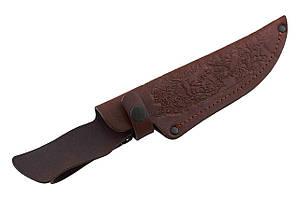 Чехол для ножей (290 мм, кожа, с рисунком) Grand Way №8
