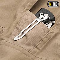 M-Tac брюки Aggressor Gen.II Flex Khaki // Размер XL/R, фото 10