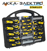 Набор отверток Stanley 34 предмета (STHT0-62141)