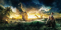Фотообои 1-408 Pirates of the Caribbean