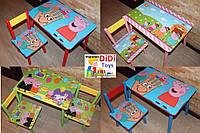 Детский стол (столик) &quot,Свинка Пеппа&quot, (варианты) Производитель