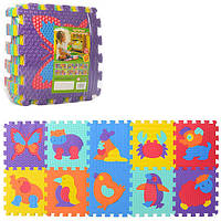 Коврик Мозаика M 3517 Детский развивающий коврик-пазл