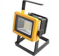 [ОПТ] Светодиодный переносной фонарь-прожектор с ручкой