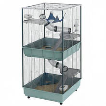 Клетка для хорьков Ferplast Furet Tower 80×75×161 см