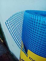 Сетка для шпаклевки,плотность 145г/м2 яч.5х5мм, рул. 1х50м