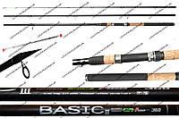 Удилище для разных типов ловли SWD Basic Feeder 3.6 м.  90 гр.