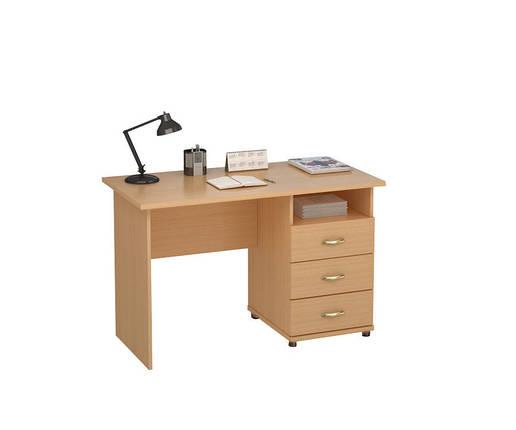 Компьютерный стол Микс 32 Флеш Ника, фото 2