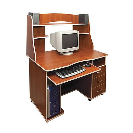 Компьютерный стол Ника - 10 Флеш Ника, фото 2