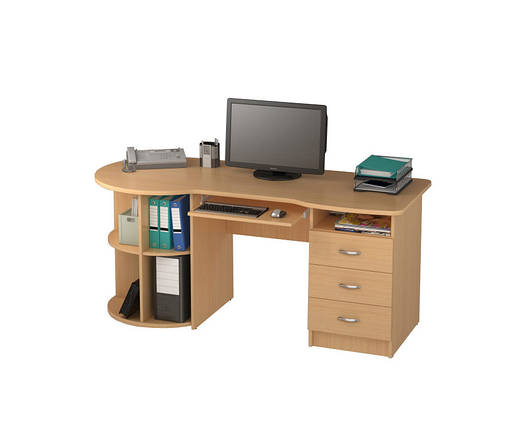 Компьютерный стол Микс 31 Флеш Ника, фото 2