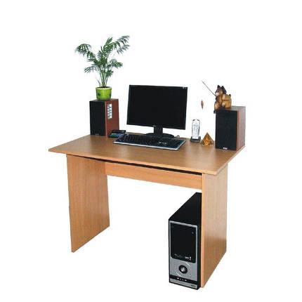 Компьютерный стол Юнона 110 Флеш Ника, фото 2