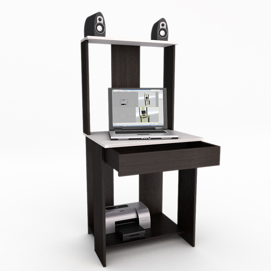 Компьютерный стол Флеш 29 Флеш Ника