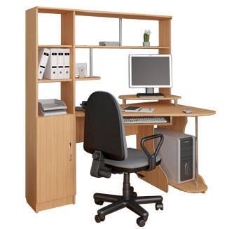 Компьютерный стол Флеш 14 Флеш Ника, фото 2