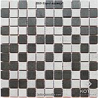 Мозаика СМ3029 С2 Graphit Gray - керамическая мозаика 300*300