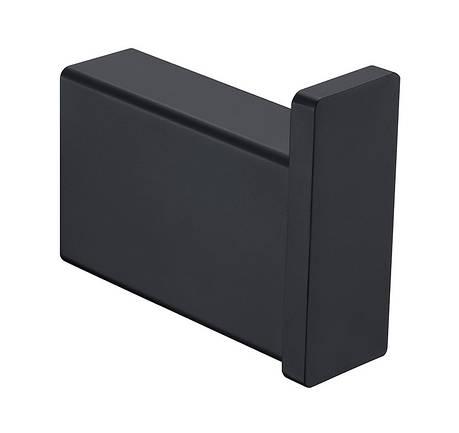 Unique Крючок одинарный 85603802 черный ASIGNATURA, фото 2