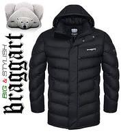 Куртки современные больших размеров оптом 60 Черный