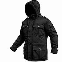 """Куртка зимняя """"RAPTOR-3"""" BLACK, фото 2"""